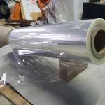 Bobina de poliester para plastificação