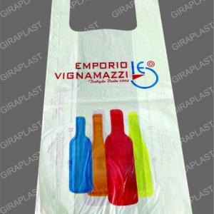 Industria de sacolas impressas