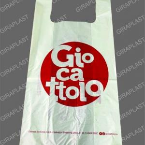 Industria de sacolas personalizadas