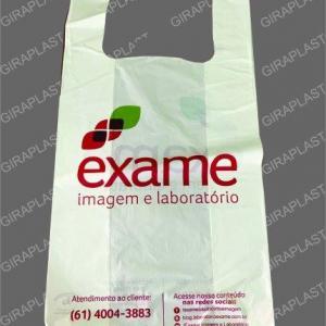 Sacolas oxibiodegradáveis